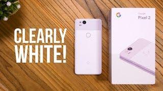 UNBOXING Google Pixel 2 INDONESIA