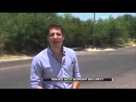 Local News In Laredo Covers Joe Biggs Report On Drug Smuggling