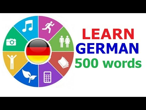 Learn German (Vocabulary)