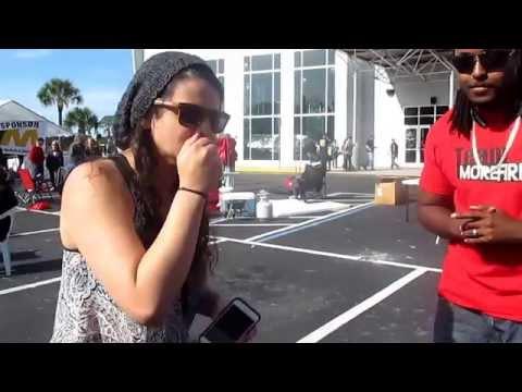 Beatbox Battle | The News Junkie's Sabrina VS Mr. MoreFire