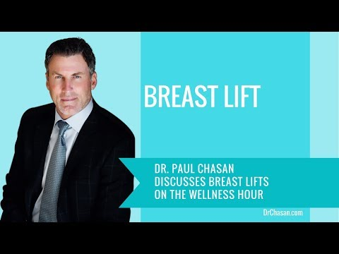 The Best Breast Lift in San Diego - Dr. Paul Chasan