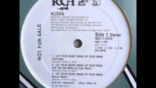 "Alisha - Let Your Heart Make Up Your Mind (Special 12"" Club Mix) 1987"