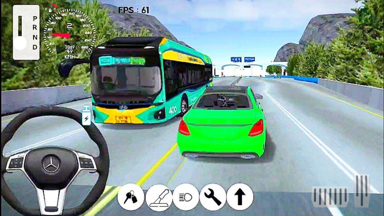 Download jeux de voiture 3D gratuit Android mobile simulateur