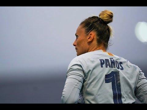 Sandra Paños - Top 20 Saves