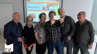 Curso de formación en el uso de tecnología móvil para mayores
