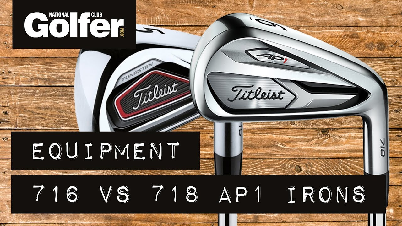 Titleist 718 AP1 irons review - National Club Golfer