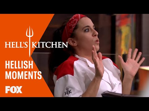 Hellish Moments: You're Sweating Into The Lobster | Season 15 Ep. 6 | HELL'S KITCHEN
