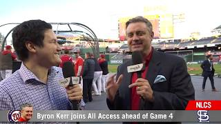 Nats can punch World Series ticket with win in Game 4 | MASN All Access