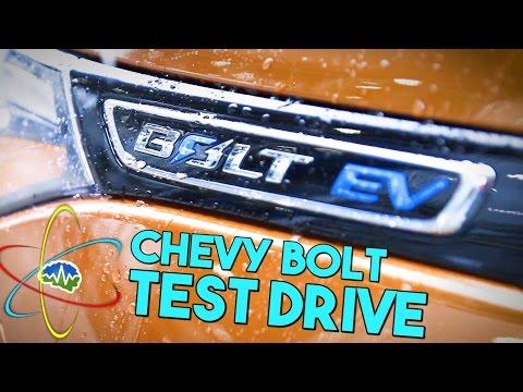 Chevy Bolt Test Drive