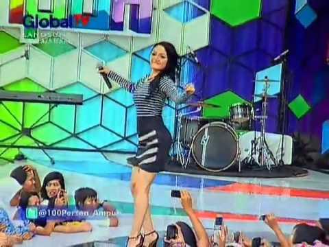 Siti Badriah   Berondong Tua @global 22 11 2012