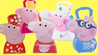 Compilation Peppa Pig Carry Cases | Toys Unlimited