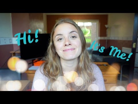 It's Me: Alanna! | Adventures and Naps | Living in England