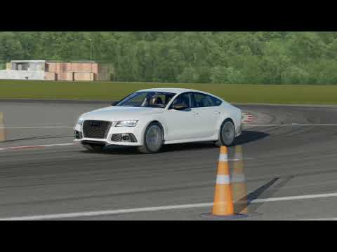 Forza Motorsport 7 | TOP GEAR | POWER Lap Times | Audi RS7
