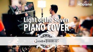 """Light of the Seven"" Piano Cover from GOT   HDpiano Showcase"
