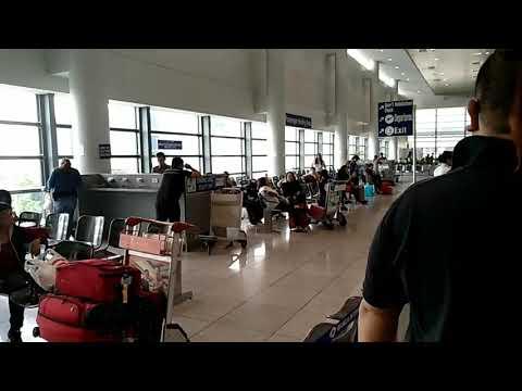 Ninoy Aquino International Airport (NAIA) Manila Philippines Travelvlog2018
