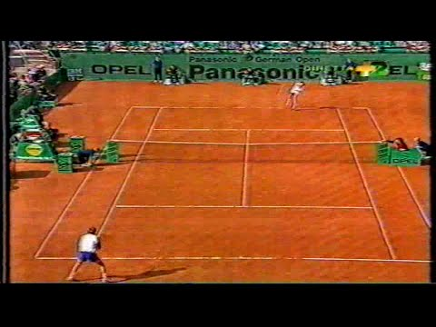 ATP Hamburg 93 Chesnokov vs Karbacher SF