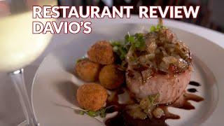 Restaurant Review -  Davio's Northern Italian Steakhouse | Atlanta Eats