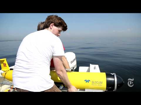 Using Underwater Drones for Science