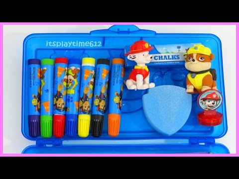 PAW PATROL Color, Play & Create Set CREATIVE ACTIVITY FOR KIDS