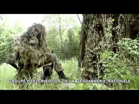 Groupe d'intervention de la gendarmerie nationale GIGN