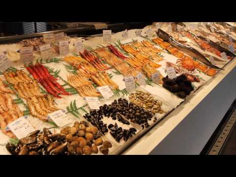 Mercado Market San Anton - Madrid - Selected Spain