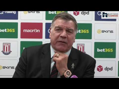 Allardyce: We must turn performances into points