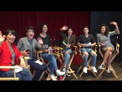 Andi Mack Cast Q&A Session 2017