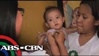 DOH to give free vaccines against measles, polio