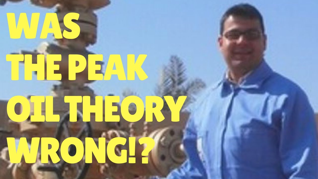 Was the Peak Oil Theory Wrong? Lessons from the USA Shale Boom!