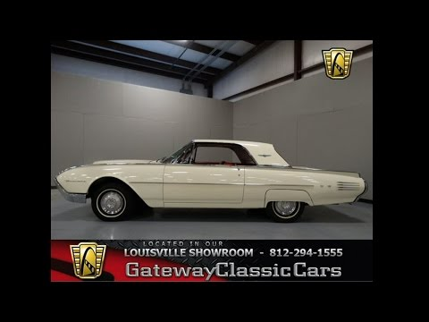 1961 Ford Thunderbird Stock #769 located in our Louisville Showroom