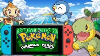 Zapowiedź NOWYCH POKEMONÓW?! DIAMOND and PEARL REMAKE?! - Reakcja na Pokemon Direct 2020!