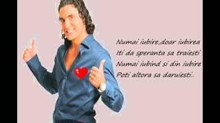Pepe - Numai Iubirea [ Lyrics ]