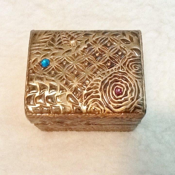 Easy Polymer Clay Box YouTube