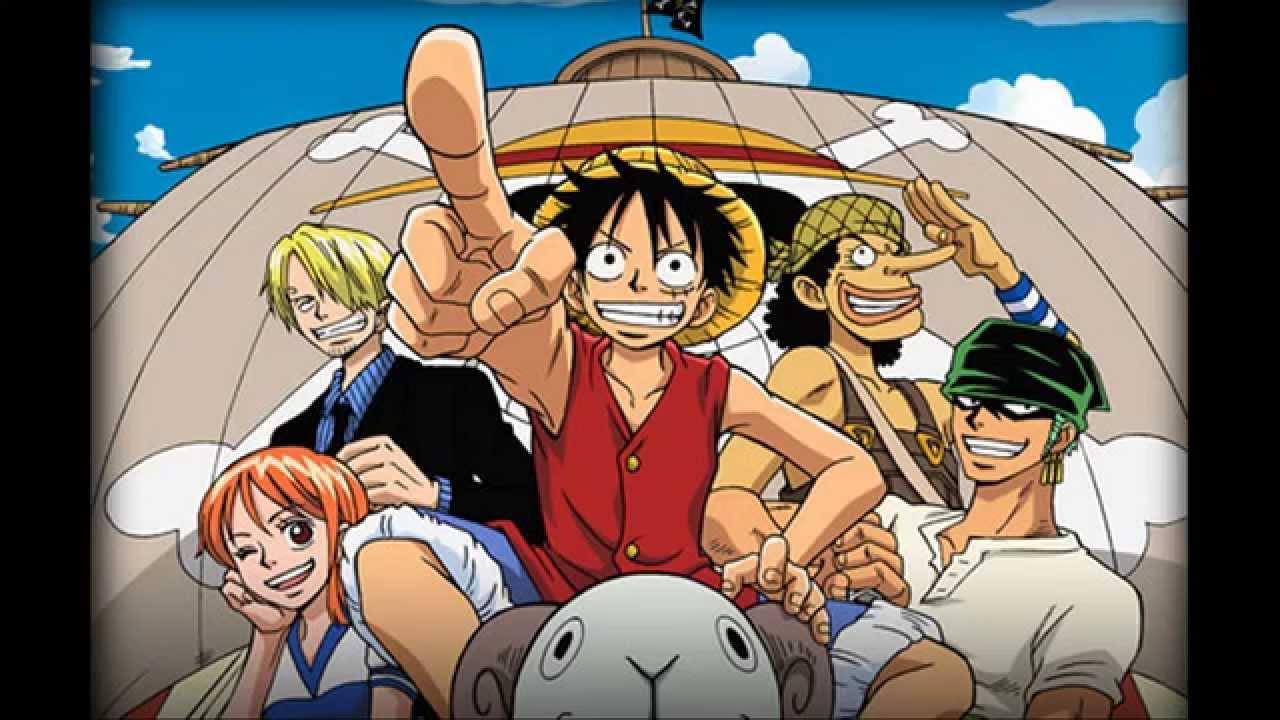 One Piece : Top 9 crew members - YouTube