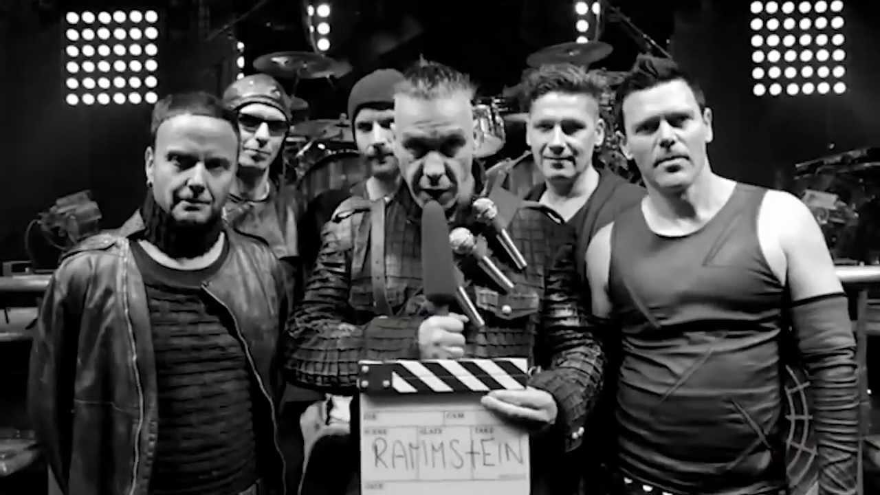 Rammstein Jonas åkerlund Youtube