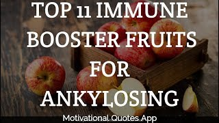 TOP 11 IMMUNE BOOSTER FRUITS F…