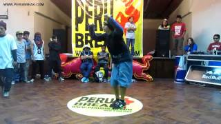 BreakBoy 2015 (Final) Team norte Malcriados VS Original BBoys Ayllu / WWW.PERUBREAK.COM