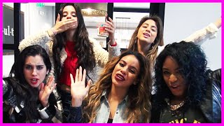 Fifth Harmony Talks New Year's Kisses - Fifth Harmony Takeover Ep. 45