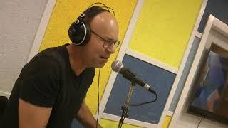רמי קלינשטיין - אור גדול (אמיר דדון קאבר) לייב 100FM - מושיקו שטרן