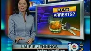 Fort Lauderdale DUI Attorney Says Arrests May Not Stand