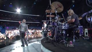 Finale - David Cook and ZZTop - Sharp Dressed Man