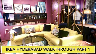 Ikea Hyderabad Part 1/ikea Store Launch/ikea Kitchen/ikea Furniture/ikea India/ikea Prices