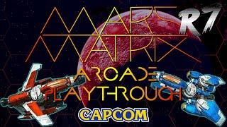 Mars Matrix: Hyper Solid Shooting Arcade Longplay [HD 60FPS]