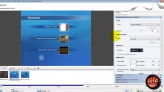 Como crear DVDs y Menus usando NERO VISION 10