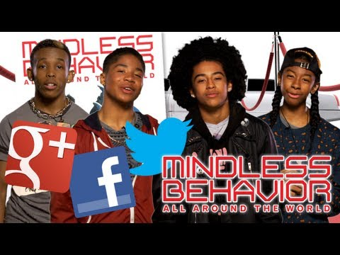 "Support Mindless Behavior in ""All Around The World"" Official Movie in theaters March 15th"