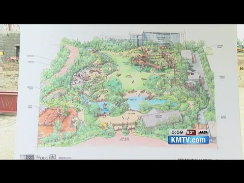 New Omaha Henry Doorly Zoo and Aquarium exhibit will focus on children learning