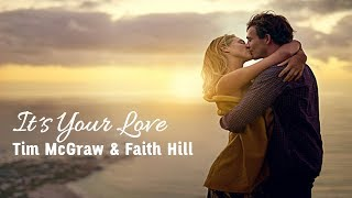 Watch Tim McGraw Its Your Love video