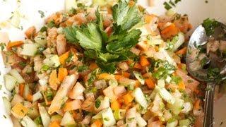Refreshing Salad (insalaaddo) سلطة منعشة