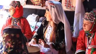 Bursa Kocayayla Dağ Yöresi Kültürü-Mehtap Takmaklı