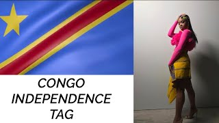 HAPPY INDEPENDENCE DAY CONGO